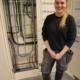 Ane Sofie, elektrikerlærling -www.ofelsf.no